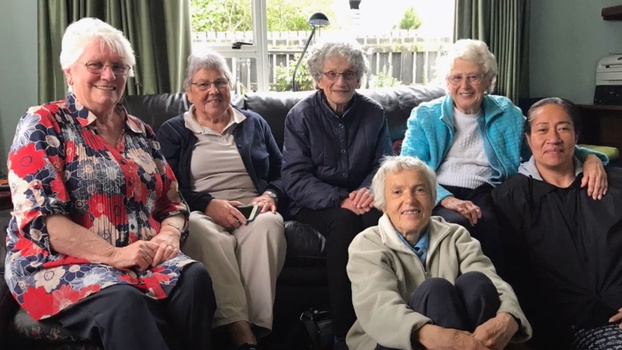 Household of Faith group in New Zealand. [Photo Courtesy of Adventist Record]