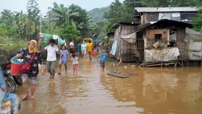 ADRA Philippines responds to flash floods in South Philippines
