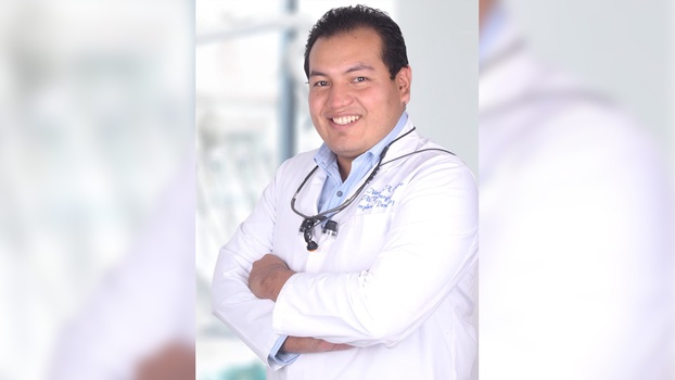 Marco Castro, DDS, is the director of the School of Dentistry at Montemorelos University in Montemorelos, Nuevo Leon, Mexico, as well as leads in several research investigations. [Photo: Montemorelos University]
