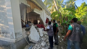Evan Bernardini/ADRA in Haiti