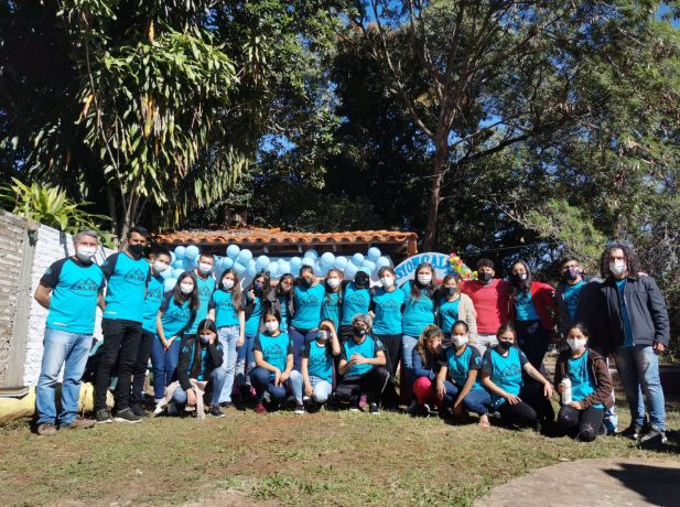 Mission Caleb: 1,500 young people leave their mark in Paraguay