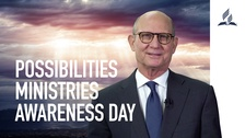 Possibilities Ministries Awareness Day