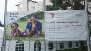 The Desert Flower Center at Berlin Adventist Hospital is expected to serve between 50 and 100 women each year.