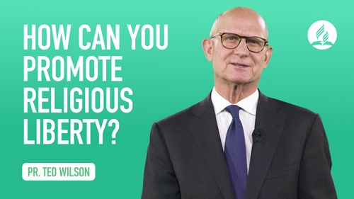 How Can You Promote Religious Liberty?