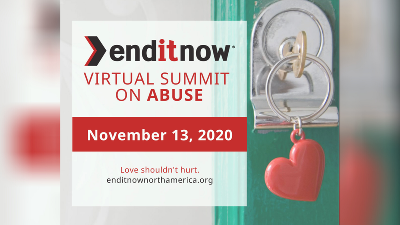 The 2020 enditnow Virtual Summit on Abuse Aims to Equip Leaders with Tools to Help Spot and End Domestic Violence