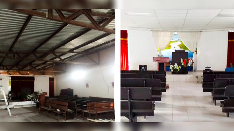 A State Government in North Mexico Grants Financial Support For Remodeling of Adventist Churches