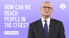 How Can We Reach People in the Cities?