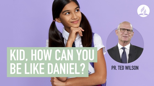Kid, How Can You Be Like Daniel?