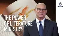 The Power of Literature Ministry