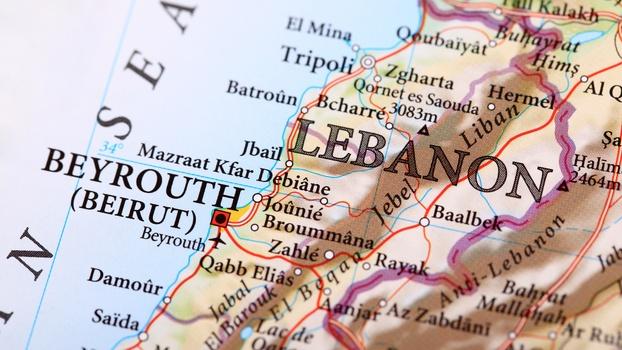 Blast rocks Lebanon