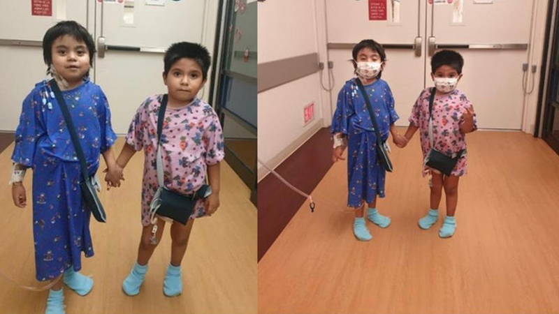 Best friends and kidney twins: young boys receive organs from the same donor