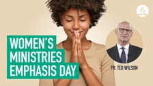 Women's Ministries Emphasis Day