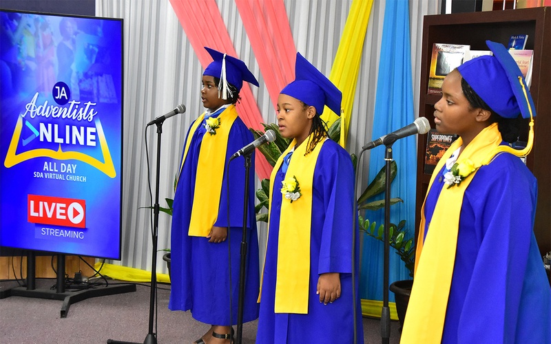 Adventist Schools in Jamaica Host Island-wide Online Consecration Service