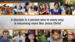 From Pastor Wayne Krause's presentation. [Photo Courtesy of Adventist Record]