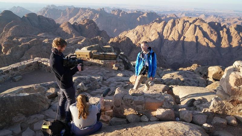 New Innovative Documentary Series Filmed In Sinai To be Released on September 2nd