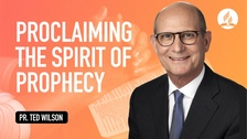 Proclaiming the Spirit of Prophecy