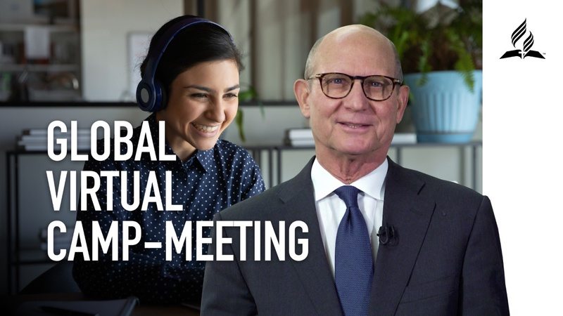 You are invited to the Global Virtual Camp-Meeting
