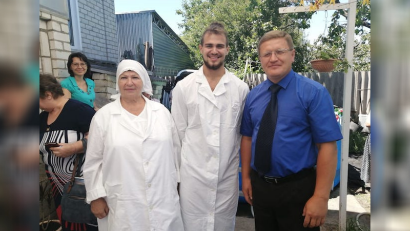 Adventist Church in Gulkevichi, Russia, Expands God's Family