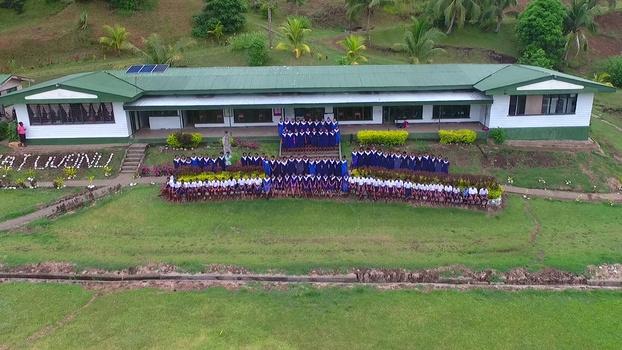 Vatuvonu Seventh-day Adventist College. [Photo Courtesy of Adventist Record]
