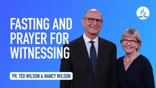 Fasting and Prayer for Witnessing