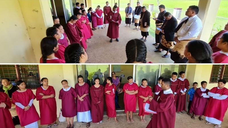 Evangelism in Tonga Experiencing an Abundant Harvest